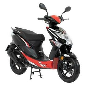Lexmoto Echo + 50cc Scooter/Moped-New Euro 5 Due Soon - In Stock Now