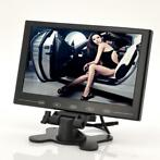 9 Inch HD LCD Monitor met Auto Beugel