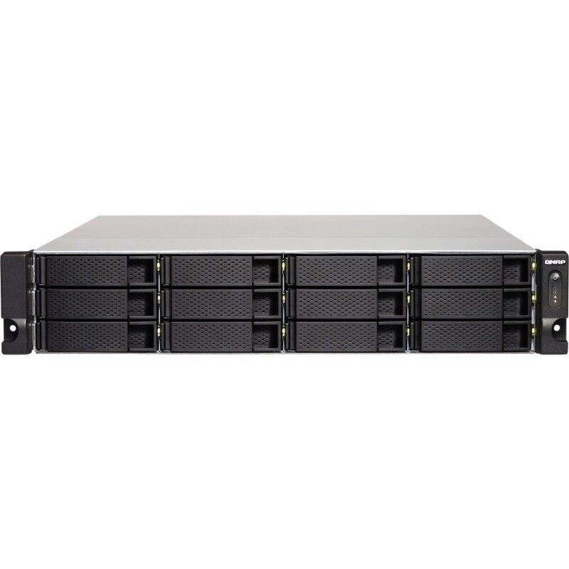 Qnap Ts-1232xu 24tb Nas Server 12x2000gb Wd Ultrastar Dc Ha210 Drives