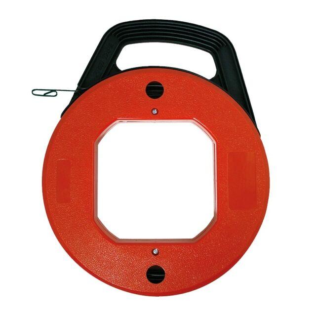 LogiLink® WZ0006 Kabeleinzugshilfe mit Trommel bis 15 Meter