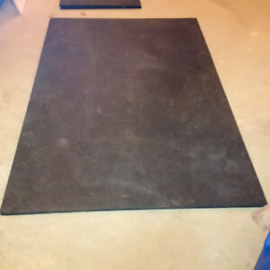 GYM OR MARTIAL ARTS MATS; 12 IN TOTAL (2 DIFFERENT SIZES)