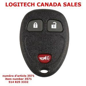 Keyless Entry Remote Chevy GMC 15913420