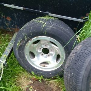 fordl rims and good tires