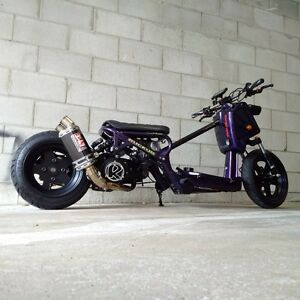 Custom 2003 honda ruckus Kitchener / Waterloo Kitchener Area image 5