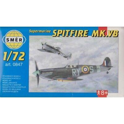 Spitfire Mk Vb Ace Robert Stanford Tuck 1/72 model kit Smer 0847