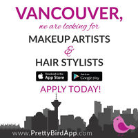 Make-up Artist and Hair Stylists