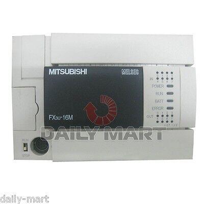 Mitsubishi Plc Pogrammable Controller Fx3u-16mtes-a Original New In Box Nib