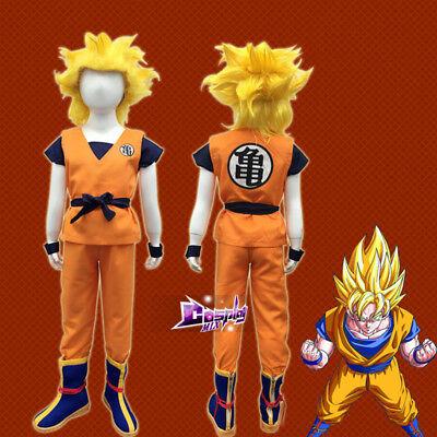 - Son Goku Kinder Kostüme