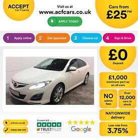 Mazda Mazda6 2.2D ( 180ps ) Sport FROM £25 PER WEEK!