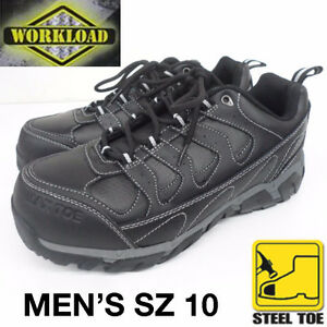 Selling CSA Steel Toe work boots.