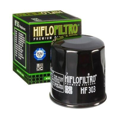 HiFlo Ölfilter HF303 passt in Honda VT 600 C 1994
