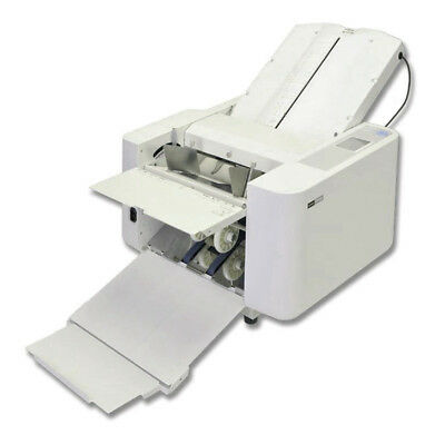 Idealmbm 408a Automatic Table Top Paper Folder