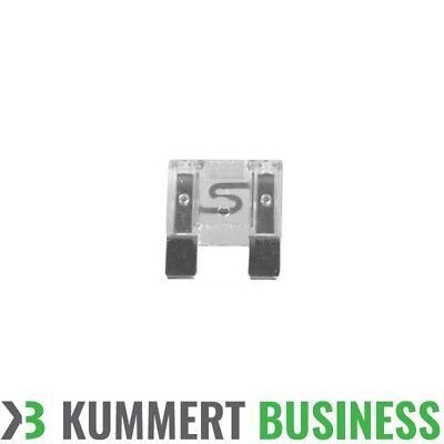 Autosicherungen Kfz Sicherungen Flachstecksicherungen Standard 6 Stück 25A