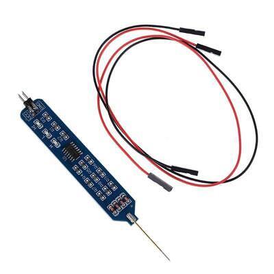 5v 3.3v Logic Tester Pen Level Tester Digital Circuit Debugger Detecting Probe
