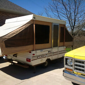 JAYCO TENT TRAILER EXCELLENT CONDITION NO LEAKS OR PATCHES ANYW
