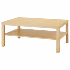 IKEA LACK Coffee Table (Birch)