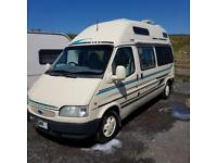 Auto Sleeper Duetto 2 berth high top campervan for sale ref 15197