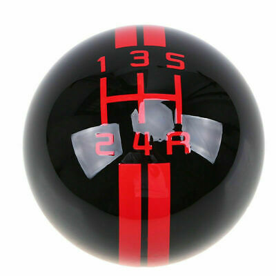 5 Speed  Fit Ford Mustang Shelby GT500 Stick Shift Knob Lever Resin Handle Part