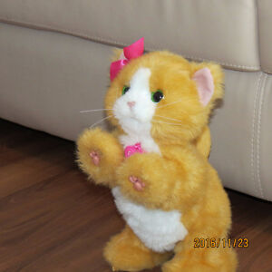 FurReal Friends - Daisy - Plays-With-Me Kitty London Ontario image 2