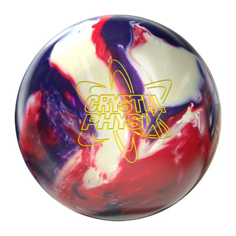 Storm Crystal Physix Overseas/International Bowling Ball 14 pounds NIB $300.00