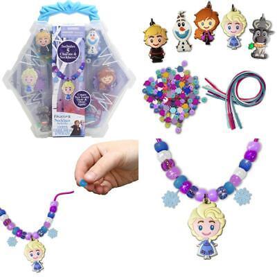 Tara Toys Disney Frozen 2 Necklace Activity Set Best Gift Kids make 5