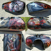 Custom Airbrushing/ Vehicle Wrapping/ Graphic Design