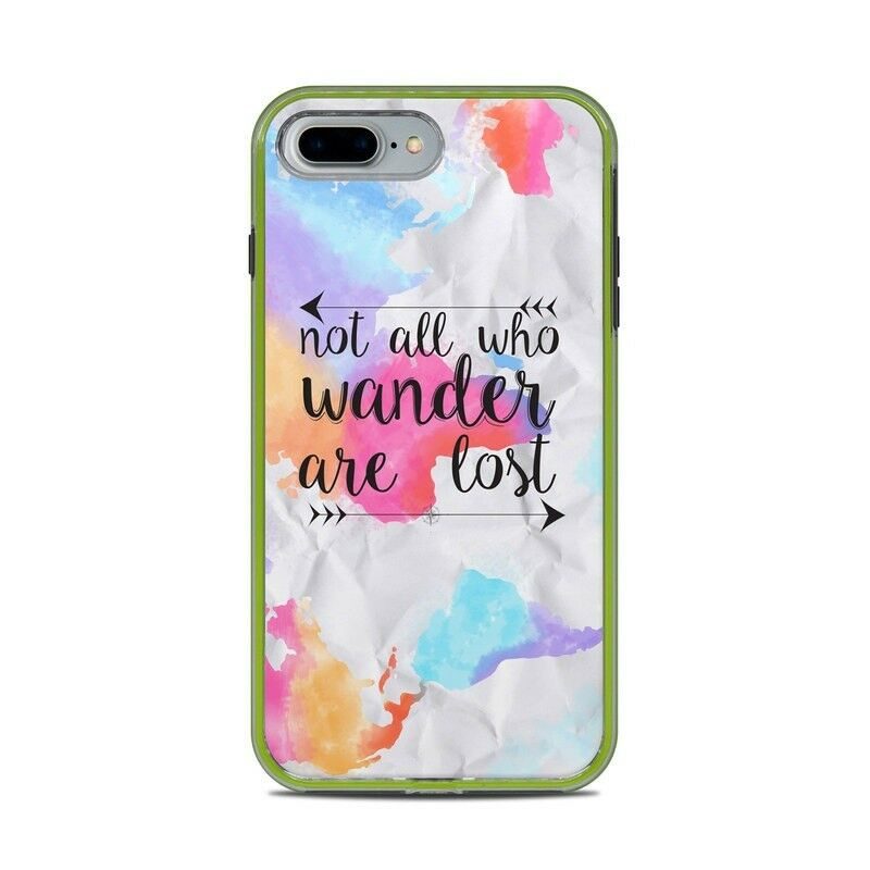 Skin for LifeProof SLAM iPhone 7Plus/8Plus - Wander - Sticker Decal