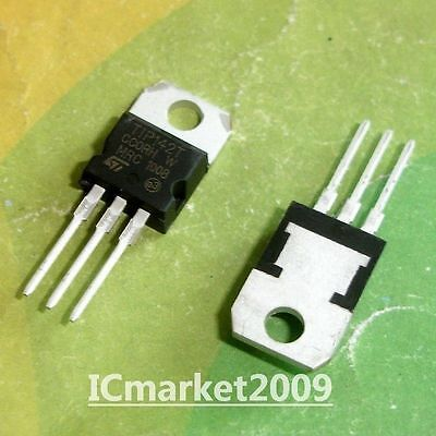 50 Pcs Tip142t To-220 Tip142 Power Transistors 10v 125w