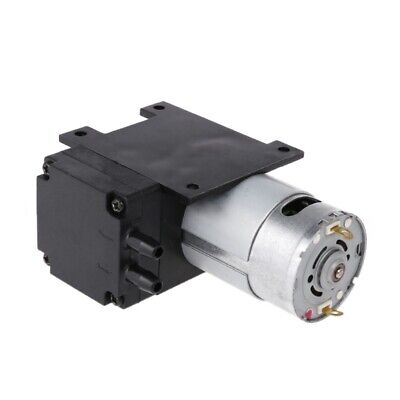 Dc Vacuum Pump Negative Mini Pressure Suction Water Pump 12lmin With Holder 12v