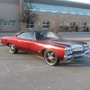 1972 SS Impala $14,500 O.B.O Must GO!