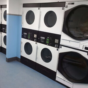Nice Unattended Coin Laundry for Sale in North York