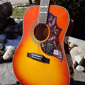 Epiphone Hummingbird Pro Acoustic Electric - Brand new