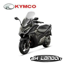 Kymco AK 550 - 2 year warranty