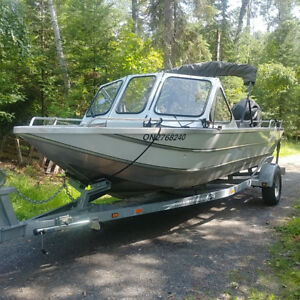 2011 Thunder Jet Outboard Boat