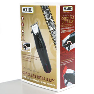 Wahl Professional 5 Star Cordless Detailer #8163 – Great for Pro