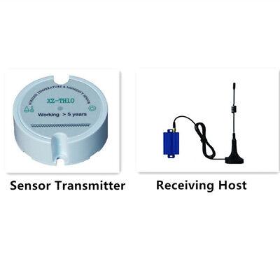 SXZ-TH10 Wireless Temperature Grain Moisture Transmitter Sensor  Storage Silos  Wireless Sensor Transmitter