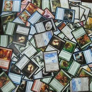 1,000 common mint Magic the Gathering - MTG cards