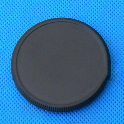 Digital Camera M42 42mm Screw Mount Rear Lens Body Cap Cover Plastic Black New