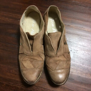 New Women's Free People Shoes Real Leather size 10 (41) Gatineau Ottawa / Gatineau Area image 2