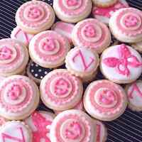 Custom Decorated Sugar Cookies / Party Favors