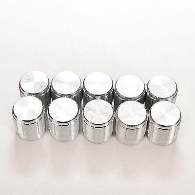 Manopole in alluminio Potenziometro rotativo Potenziometro Controllo volume Foro