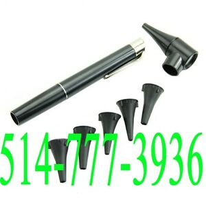Otoscope Diagnostic Pen Oreille Earcare medical supplies