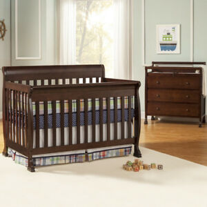 Pali Design Crib (convertible) - Made in Italy