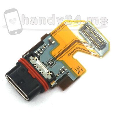 Sony Ericsson Dock (Ladebuchse Für Sony Xperia Z5 E6653 E6603 Flex Anschluss Dock Kabel Micro USB)