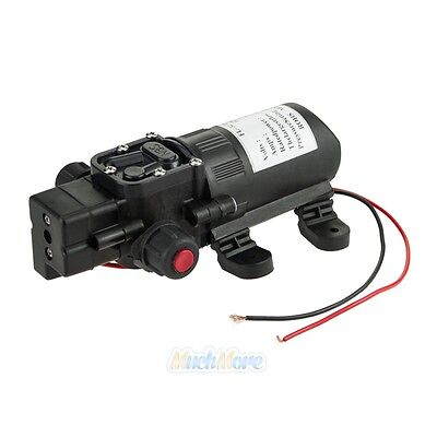 Dc 12v 70w Motor Electric High Pressure Diaphragm Water Self Priming Pump 6lmin