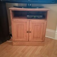 End table and TV stand / table