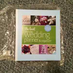 Brand New - The Knot Ultimate Wedding Planner and Organizer Cambridge Kitchener Area image 1
