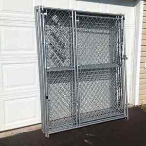 Metal Dog Pen