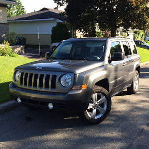 2012 Jeep Patriot VUS 4X4 North Edition