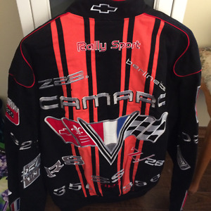 CHEVY CAMARO JACKET  NEW NEVER WORN size Large
